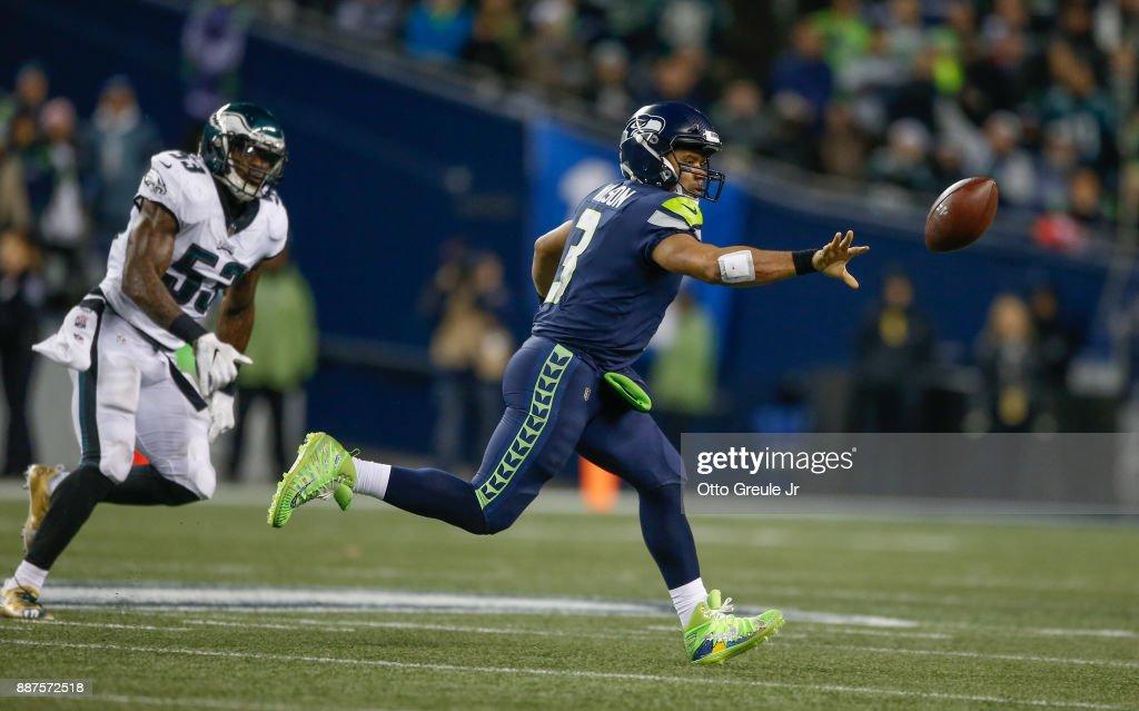Philadelphia Eagles vSeattle Seahawks : News Photo