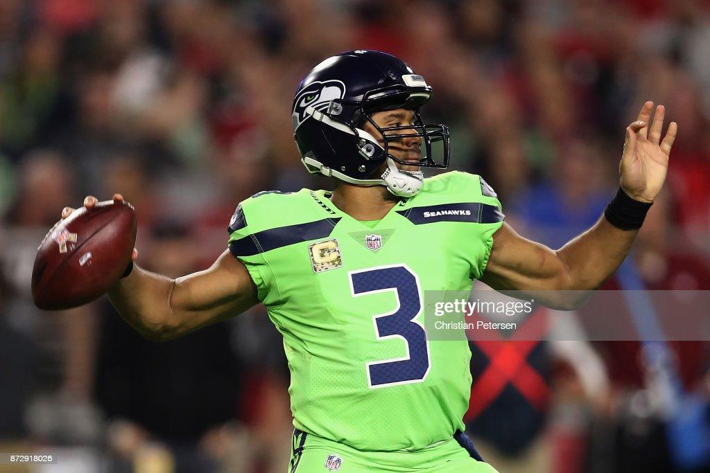 Seattle Seahawks vArizona Cardinals : ニュース写真