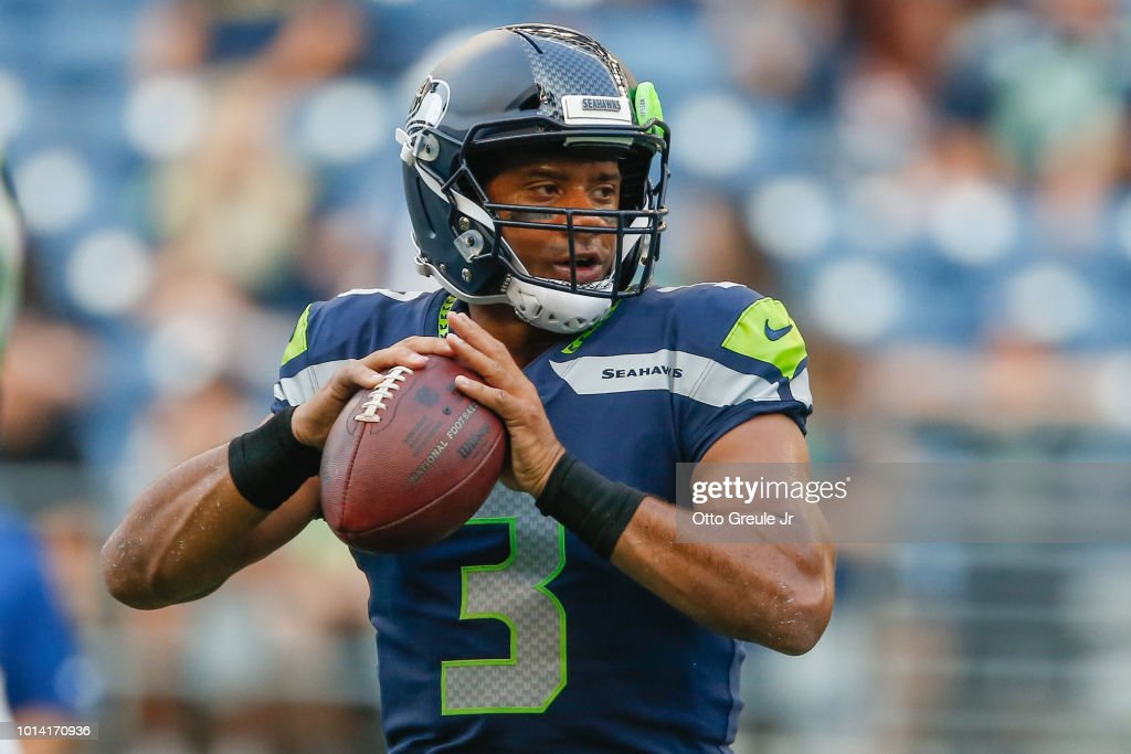 Indianapolis Colts vSeattle Seahawks : ニュース写真