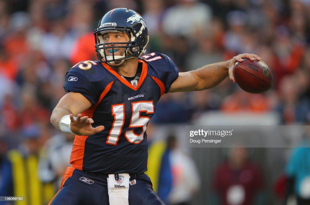 New England Patriots v Denver Broncos : Nachrichtenfoto