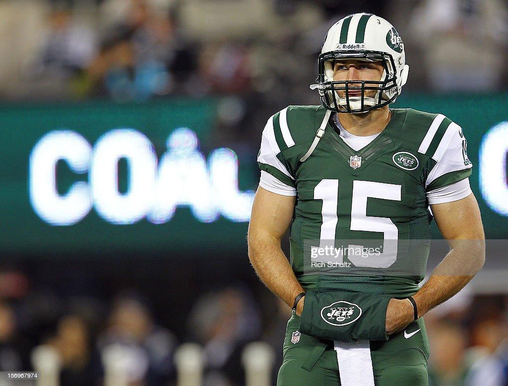 New England Patriots v New York Jets : ニュース写真