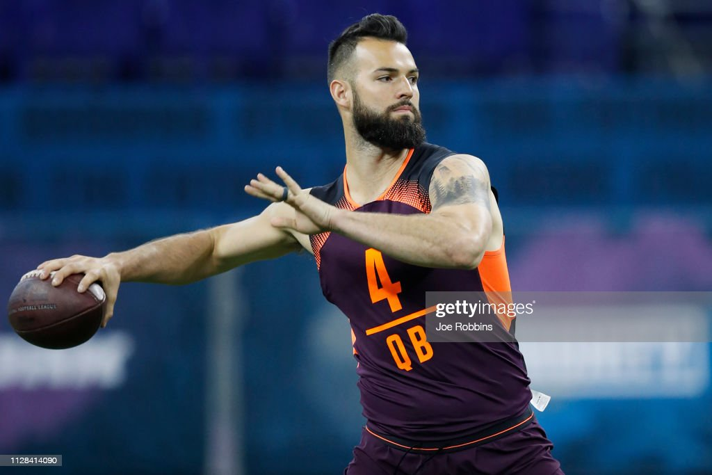 NFL Combine - Day 3 : News Photo