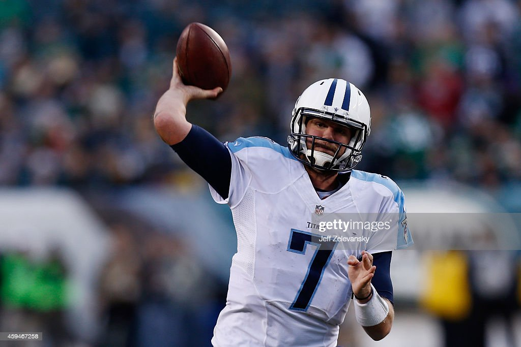 Tennessee Titans v Philadelphia Eagles : News Photo