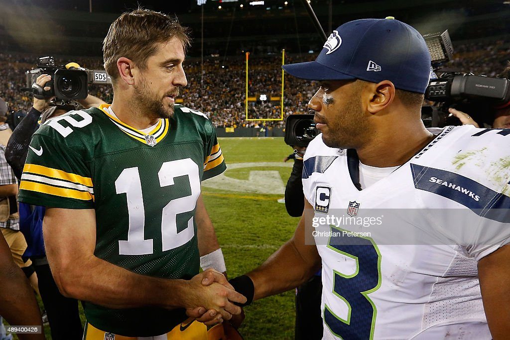 Seattle Seahawks v Green Bay Packers : News Photo