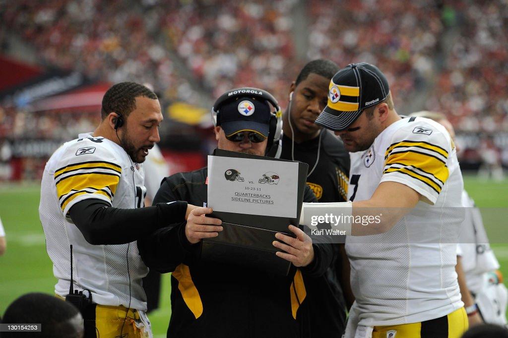 Pittsburgh Steelers v Arizona Cardinals : News Photo