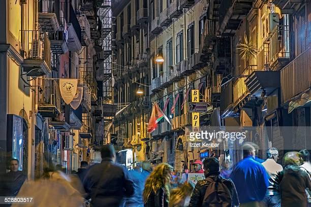 Quartieri Spagnoli, Naples, Italy