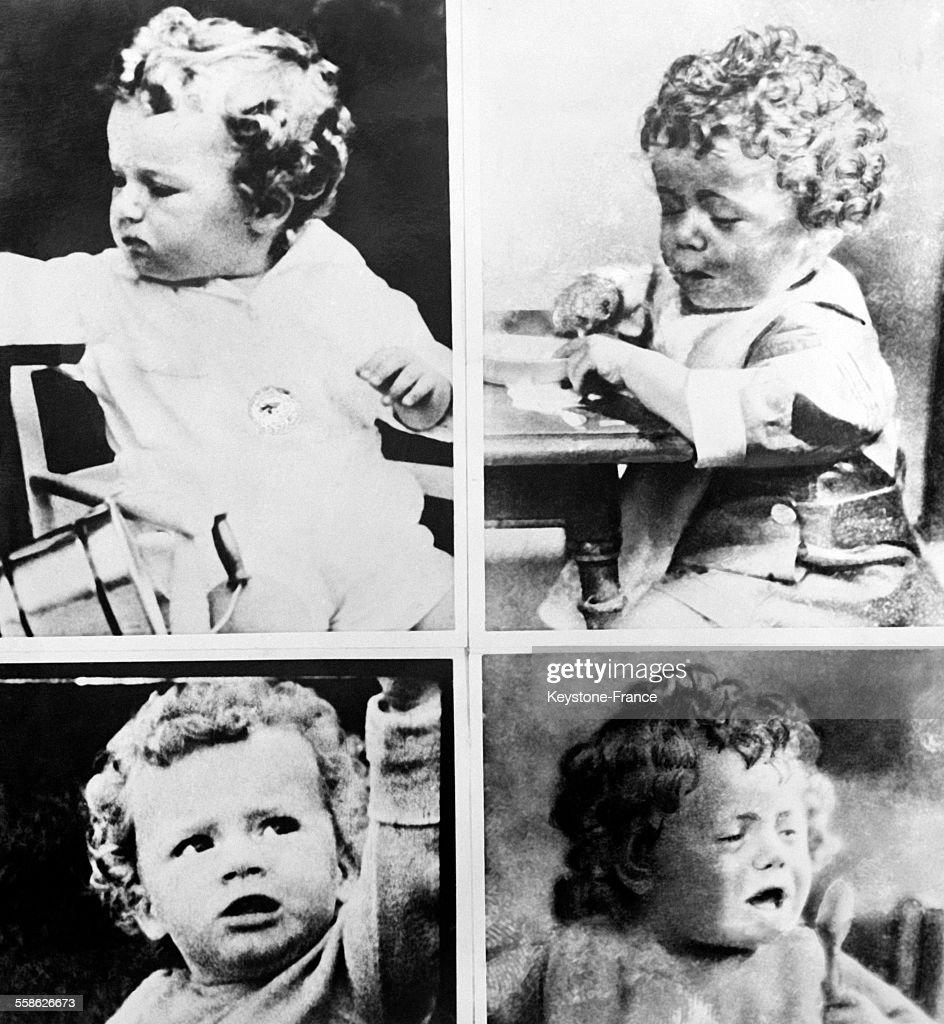 Charles-Auguste Lindbergh : Nachrichtenfoto