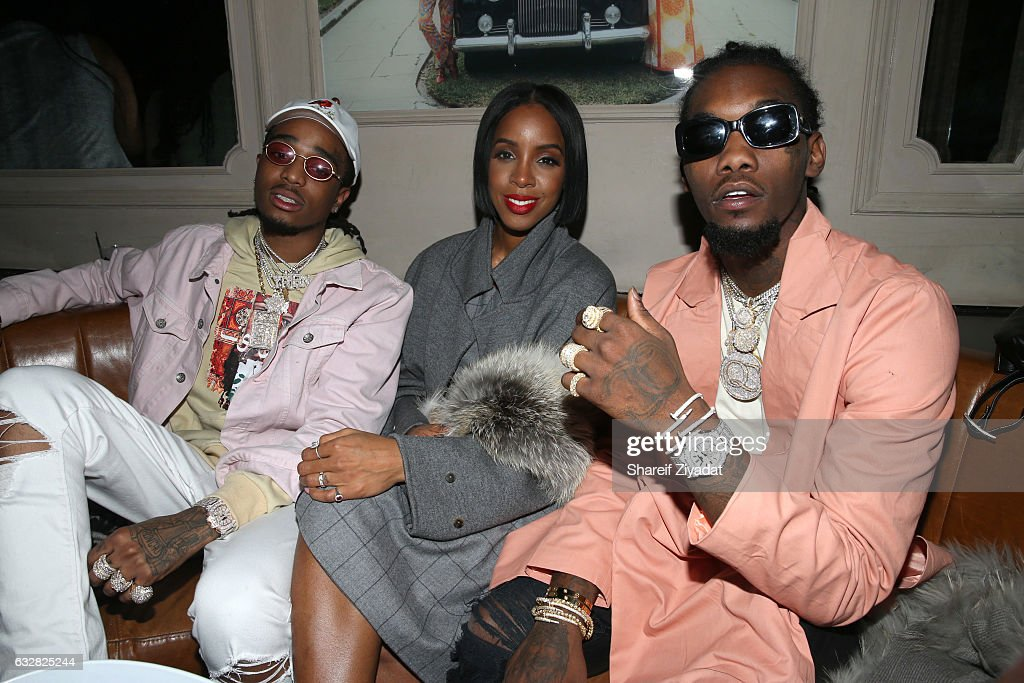 VIP Event Hosted By Migos