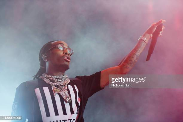 Quavo performs at Summer Jam 2019 at MetLife Stadium on June 02 2019 in East Rutherford New Jersey