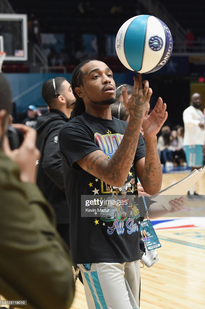 NC: 2019 NBA All-Star Celebrity Game - Inside