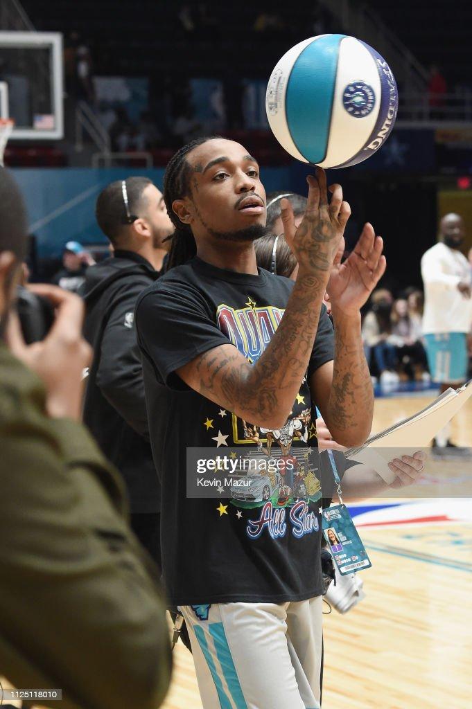 NC: 2019 NBA All-Star Celebrity Game - Inside