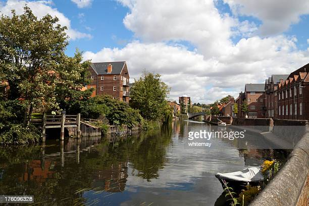 Quayside and River Wensum, Norwich