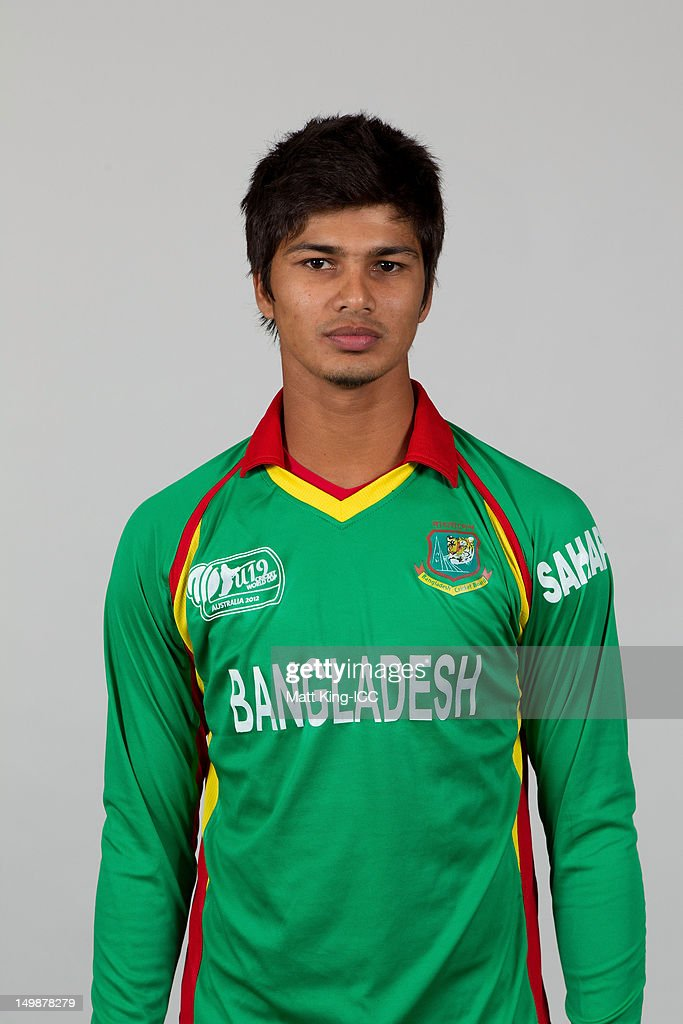 ICC U19 Cricket World Cup - Bangladesh Portrait Session : News Photo