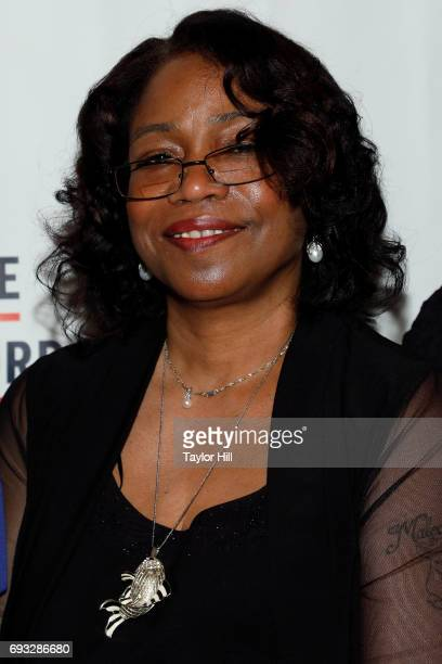 Qubilah Shabazz attends the 2017 Gordon Parks Foundation Annual Gala at Cipriani 42nd Street on June 6 2017 in New York City