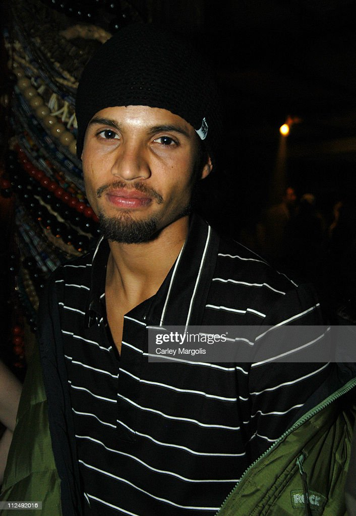 Quddus of MTV during DJ Beverly Bond Spins at Bunny Chow Tuesdays at Cain - March 29, 2005 at Cain in New York City, New York, United States.
