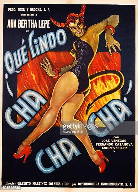 Que Lindo Cha Cha Cha Movie Poster