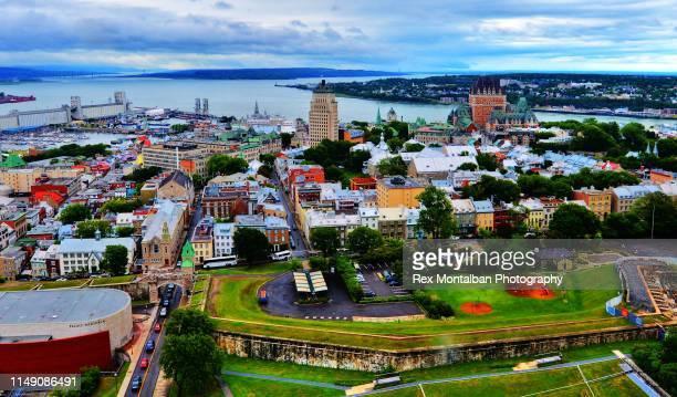 quebec city - ケベック市 ストックフォトと画像