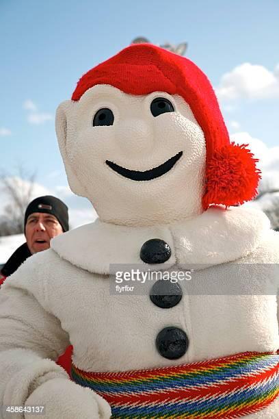 Quebec Winter Carnival Mascot
