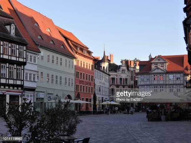 Quedlinburg and UNESCO World Heritage Site