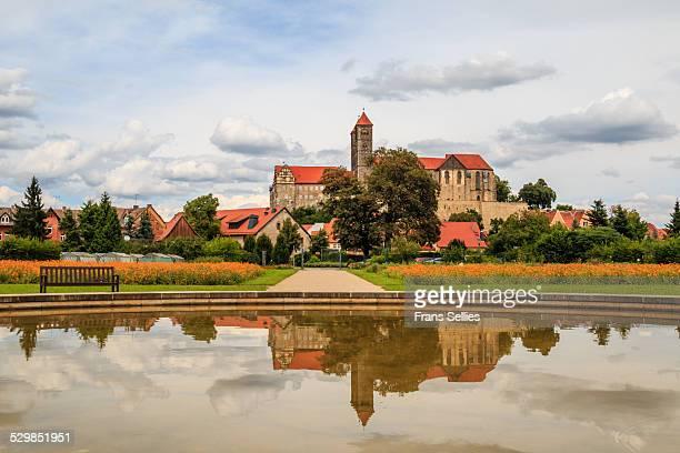 Quedlinburg (Unesco world heritage), reflected