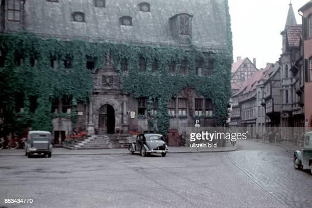 Quedlinburg townhall