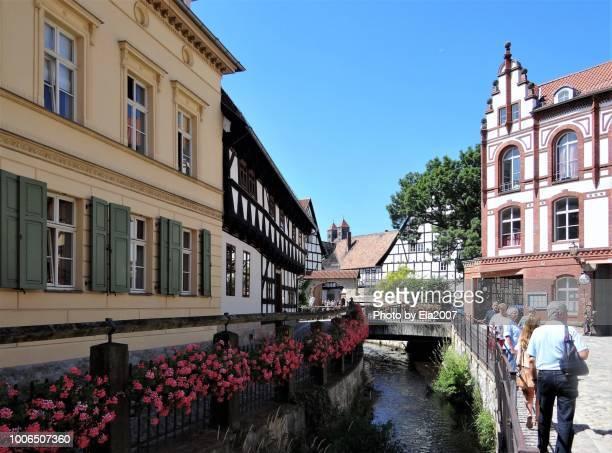 Quedlingburg and UNESCO World Heritage Site