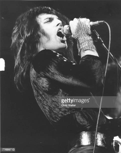 Queen 11/74 Freddie Mercury