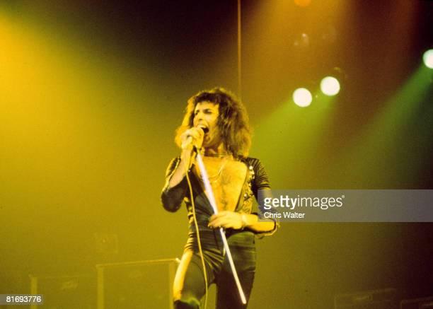 Queen 1975 Freddie Mercury