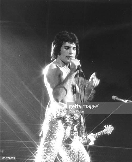 Queen 6/77 Freddie Mercury