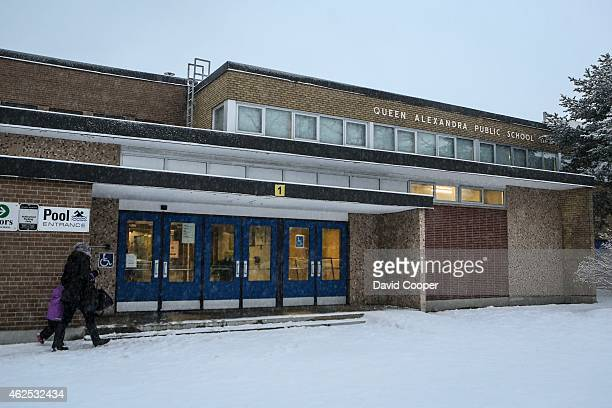 Queen Alexandra Middle School 181 Broadview Ave Reality check on the TDSB schools with lowest enrollments and utilization rates