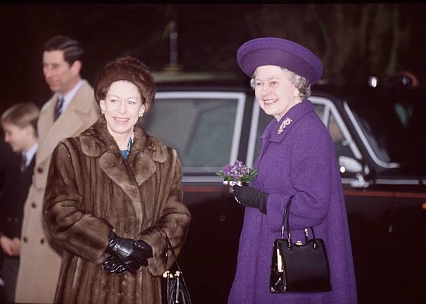 Knitting Queen Margaret Drive : Queen purple coat and margaret pictures getty images