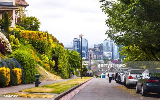 Queen Anne neighborhood in Seattle