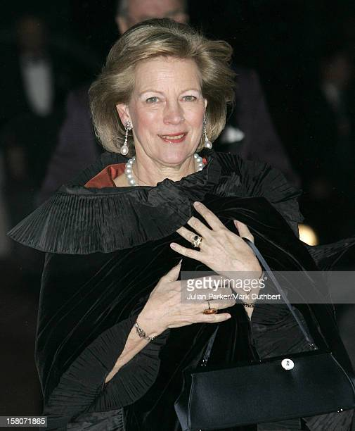 Queen AnneMarie Of Greece Attends King Harald Of Norway'S 70Th Birthday Celebrations In OsloGala Concert At The City Hall In Oslo
