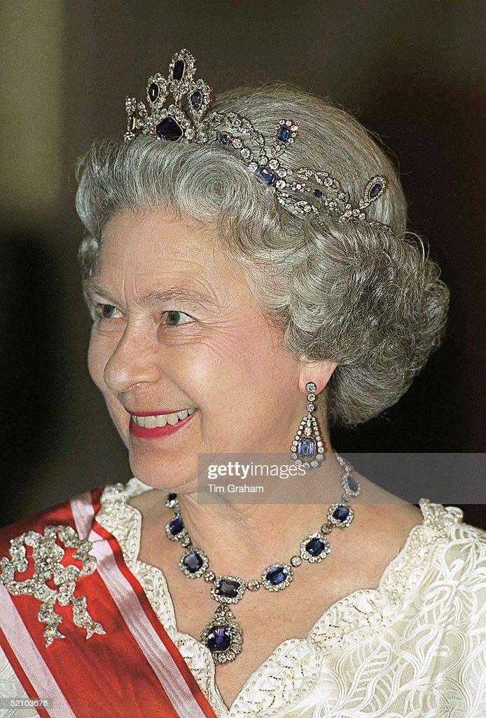 Queen Jewels : News Photo