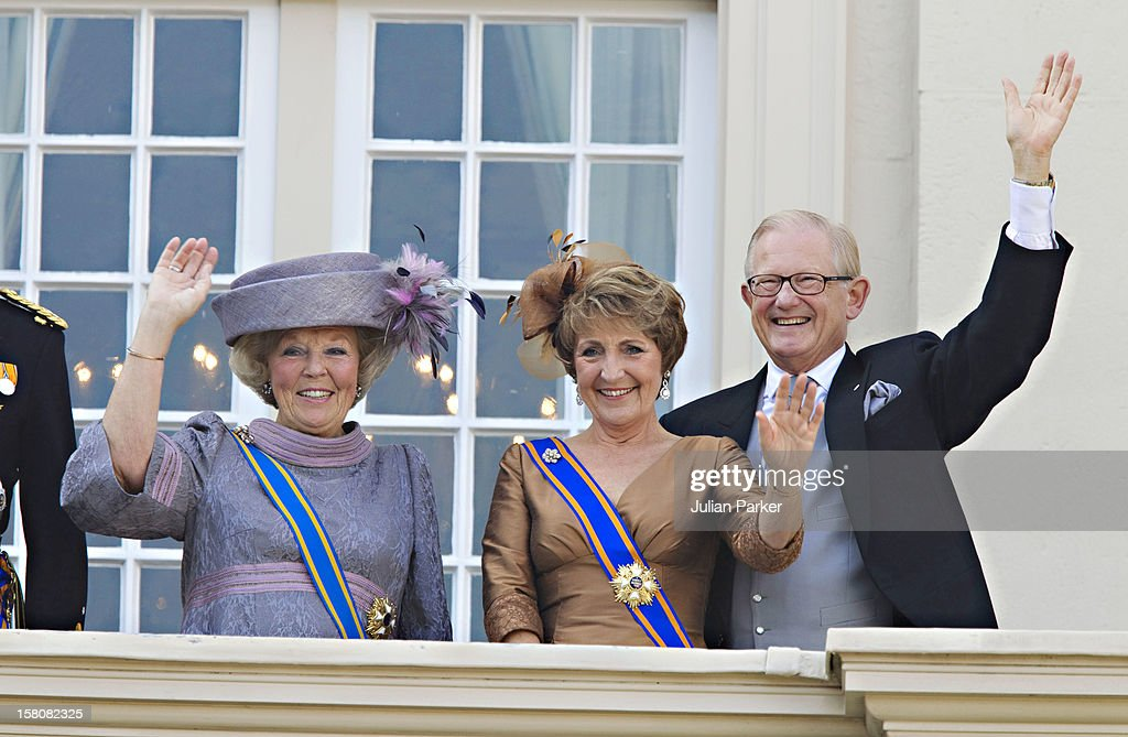 Prince'S Day - Holland : News Photo