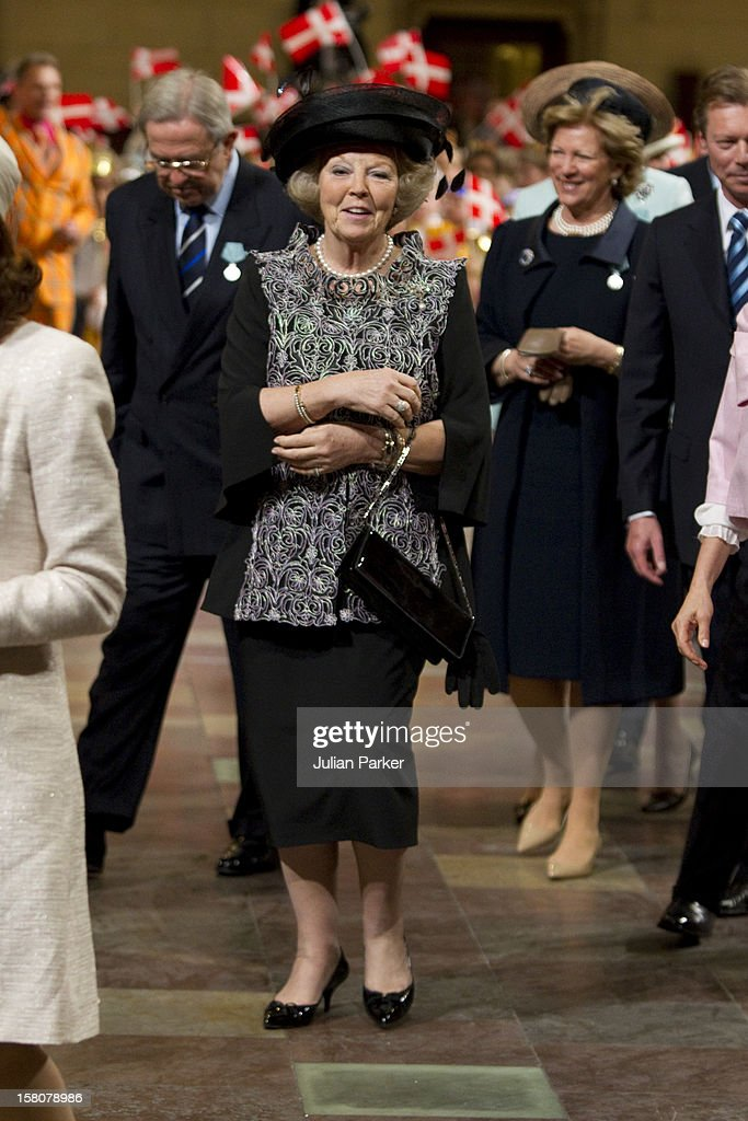 Queen Margrethe Of Denmark 70Th Birthday - Copenhagen : News Photo