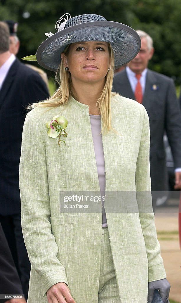 Dutch Royal State Visit To Brazil : News Photo