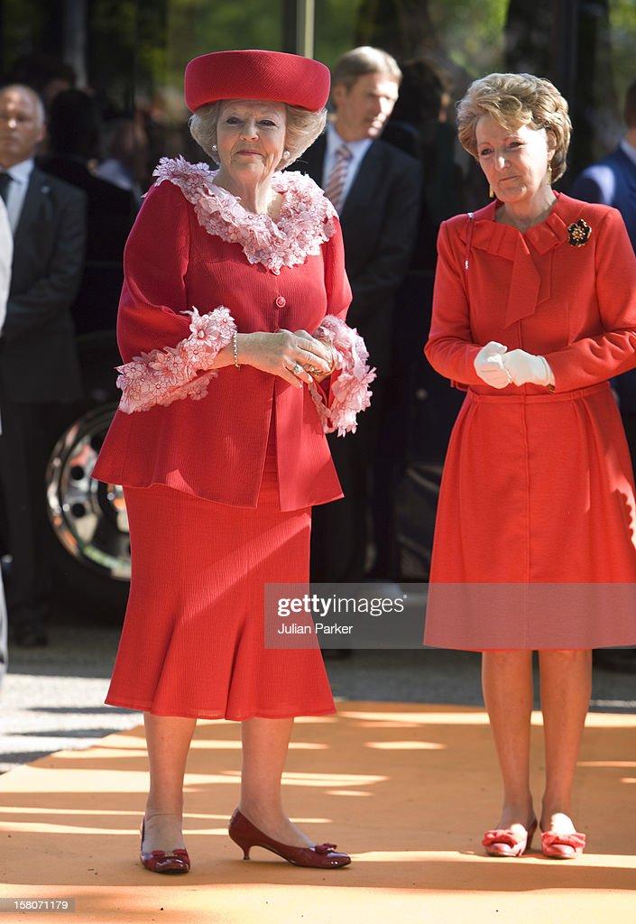 Dutch Queens Day Celebrations - Holland : News Photo