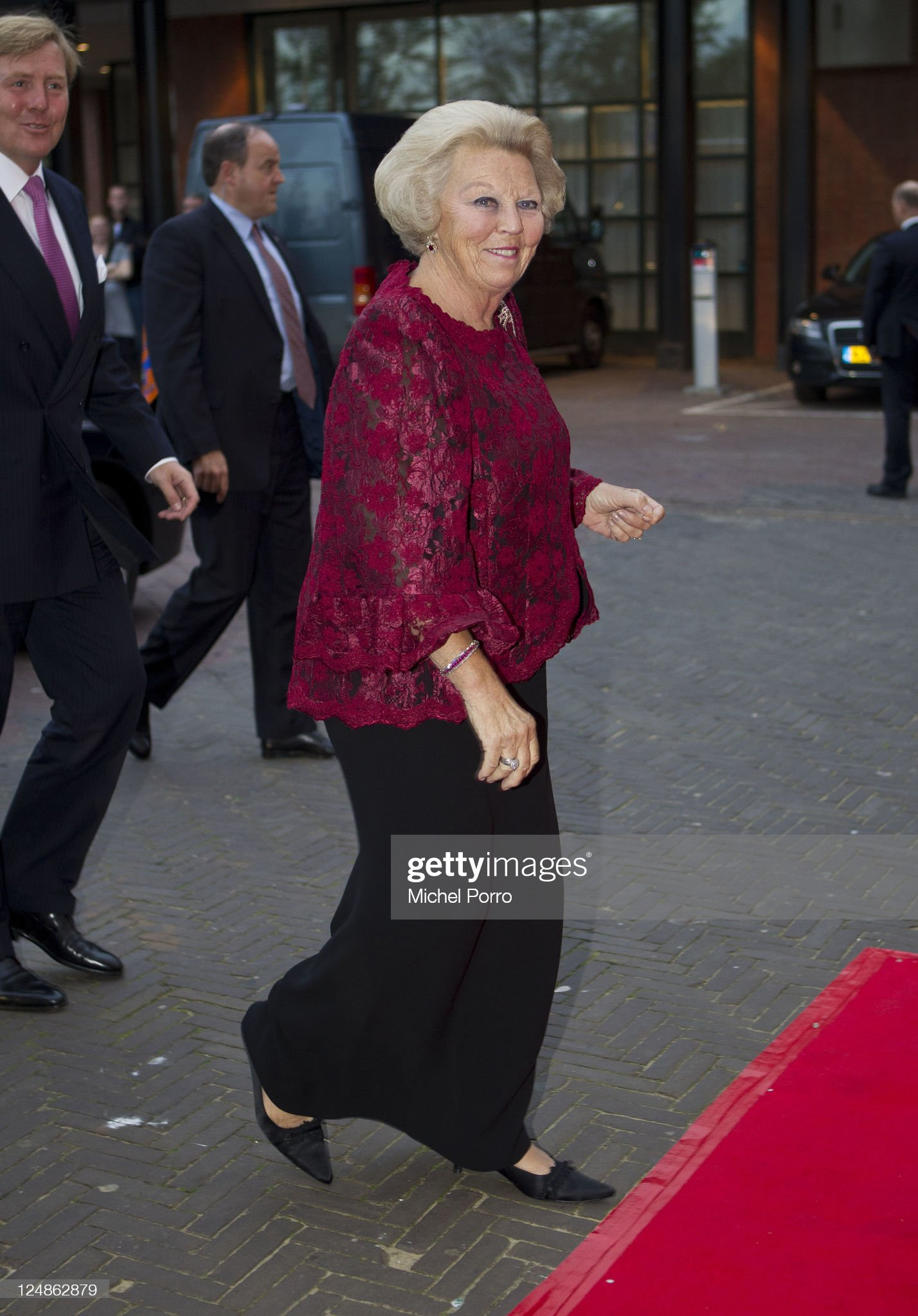 Dutch Royals Attend The 50th Anniversary of The Dutch National Ballet : News Photo