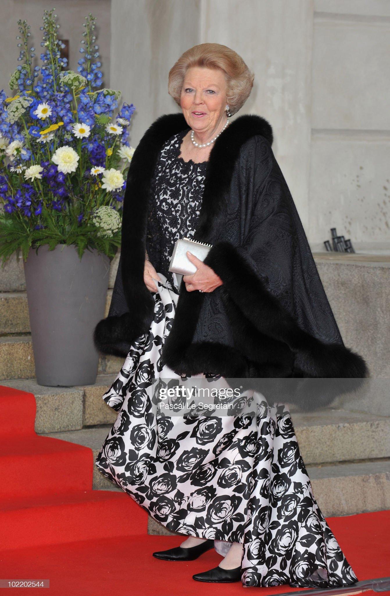 Crown Princess Victoria & Daniel Westling: Pre Wedding Dinner - Arrivals : News Photo