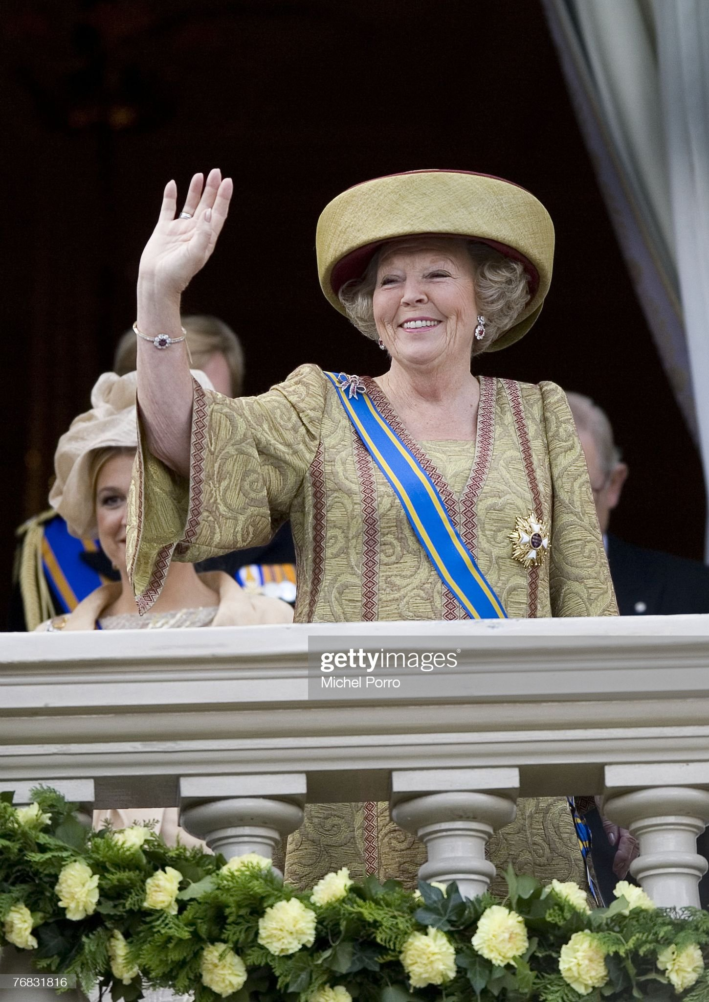 The Dutch Royal Family attends Prince's Day : News Photo