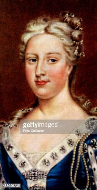 Queen Caroline. Margravine Wilhelmina Charlotte Caroline of Brandenburg-Ansbach as Queen Caroline was the Queen Consort of King George II of Great...