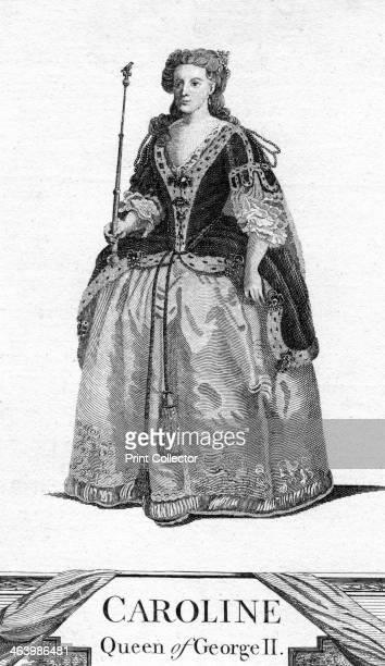 Queen Caroline, Queen Consort of George II.