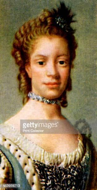 Queen Charlotte Duchess Charlotte Sophia of MecklenburgStrelitz was the queen consort of King George III