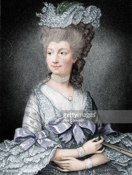 Queen Charlotte queen consort of George III Portrait of Charlotte who was the wife of George III of the United Kingdom She was the grandmother of...
