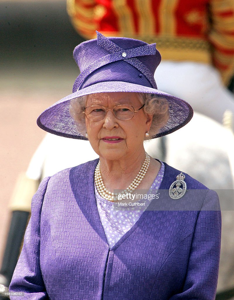 2006 Trooping Of The Colour Ceremony : News Photo