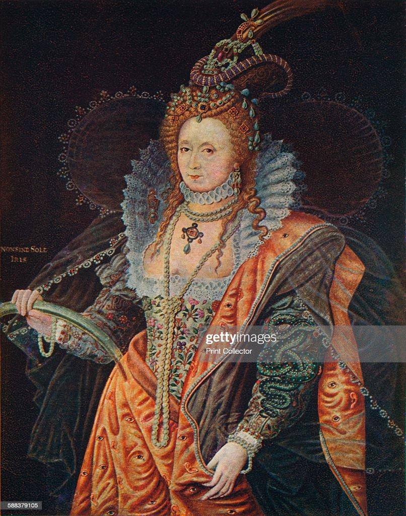 Queen Elizabeth I : Fotografía de noticias