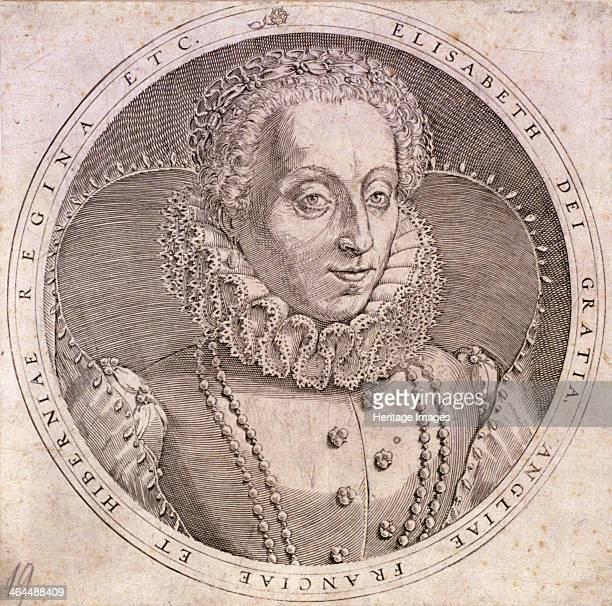 Queen Elizabeth I c1650