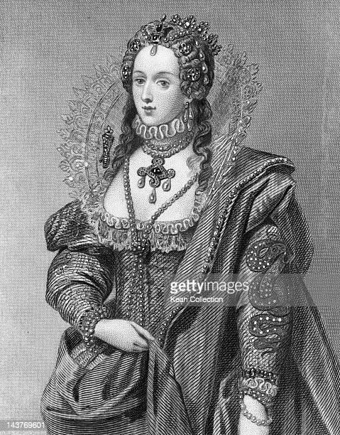 Queen Elizabeth I of England circa 1560