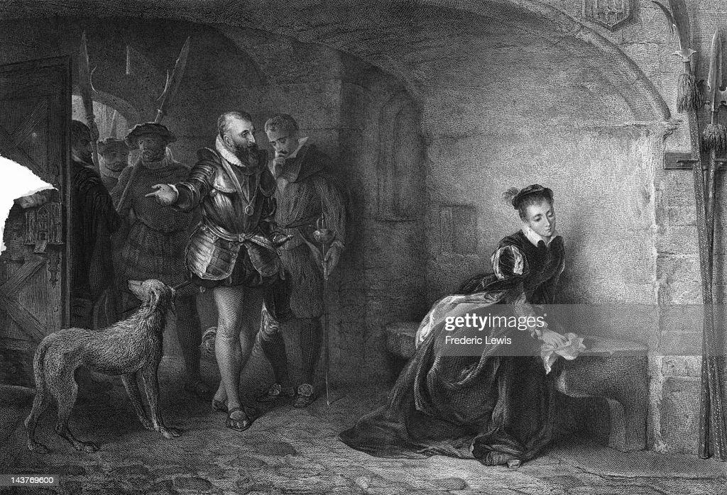 Queen Elizabeth I : News Photo